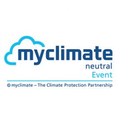 ICRD 2017 – climate-neutral with myclimate