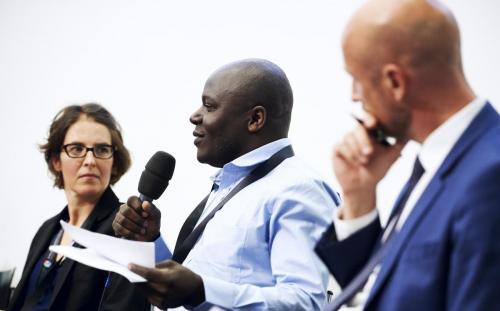 Plenary Dialogues
