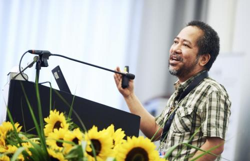 Jun Borras, Keynote speaker, Keynote Debate: Governance of contested natural resources