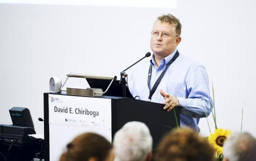 David E. Chiriboga, Keynote Speaker, Keynote Debate: Health, migration, and global justice