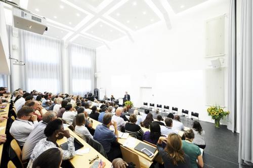 ICRD 2017, Opening