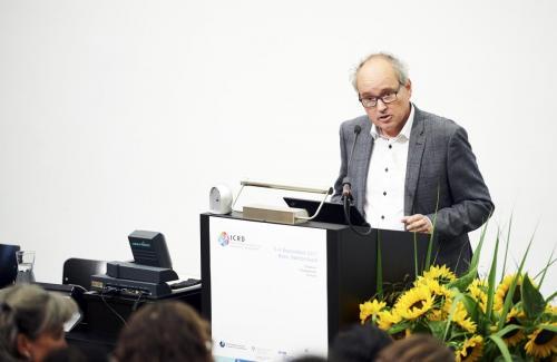 Jürg Pfister, Moderator